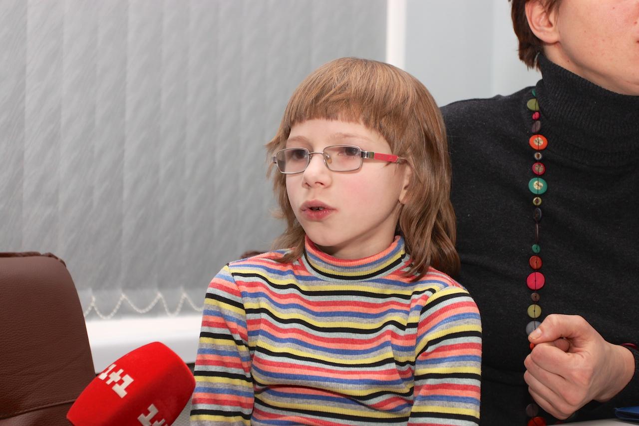 Фото ребенка больного муковисцидозом