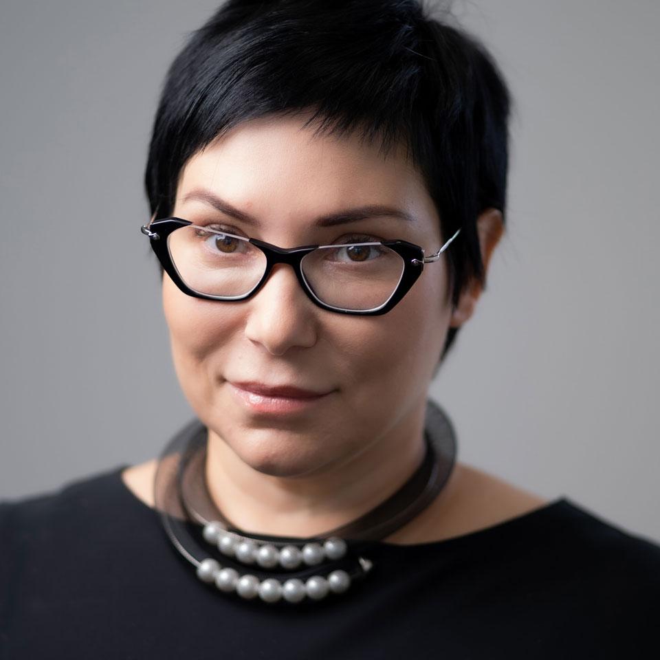 Оксана Кашинцева