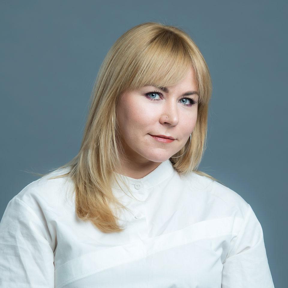 Олена Бордюкова